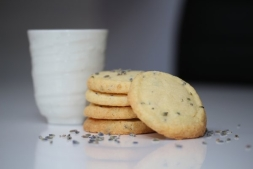 Lavender shortbread | Local Food Surrey