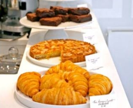 Freshly Baked Croissants, Quiche & Brownies, Local Food Sussex