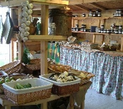 Inside Redlands Farm Shop | Local Food Sussex