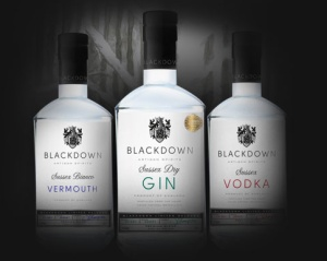 Blackdown, Gin, Vermouth & Vodka, Local Food Sussex