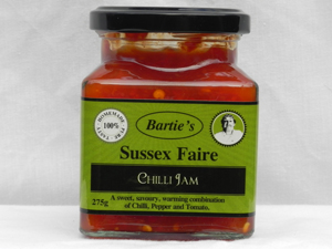 Barties Chilli Jam | Local Food Sussex