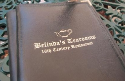 Belinda's Tearooms, Arundel in
