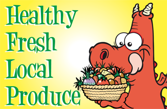 Healthy Fresh Local Produce