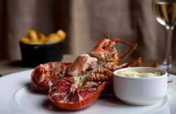 Lobster at The Bell in Ticehurst | Local Food Surrey
