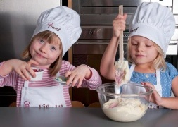 Cookie Crumbles cookery classes / Local Food London