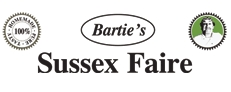 Bartie's Sussex Faire, Ardingly in