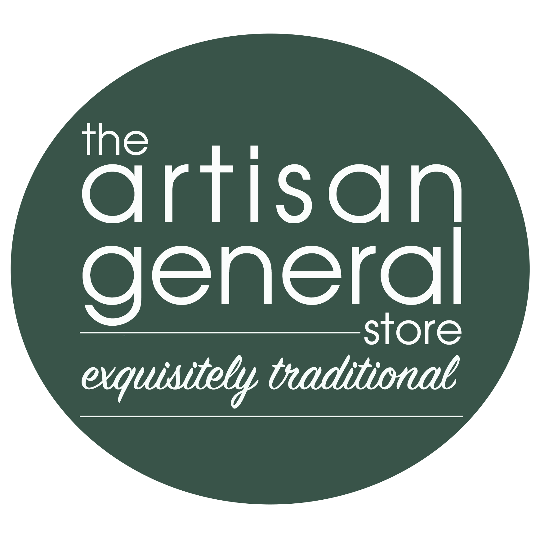 The Artisan General Store in