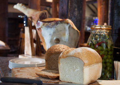 The finest locally-made ingredients go into The Wheatsheaf's menu