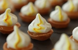 Lemon meringue pies from Sussex Chef | Local Food Britain