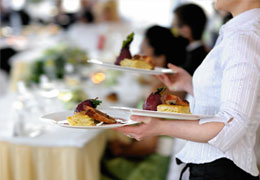 Local Wedding Caterers in Hampshire