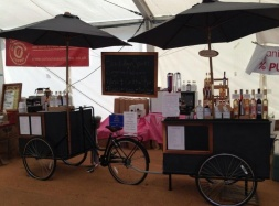 Lurgashall Winery Mobile Wine Bar, Local Food Sussex