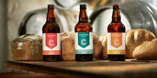 Crumbs beer from Reigate | Local Food Surrey