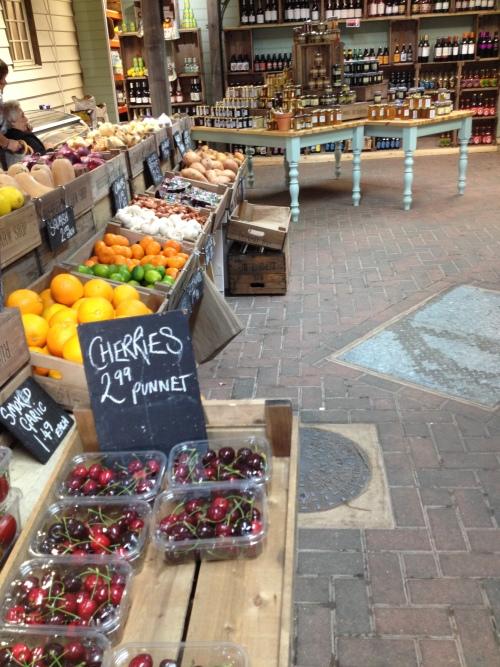 Garden Centre: Rushfields Farm Shop, Café And Plant Centre