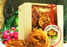 Casa Grande organic pasta | Local Food London