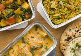 Takeaway Restaurants in London