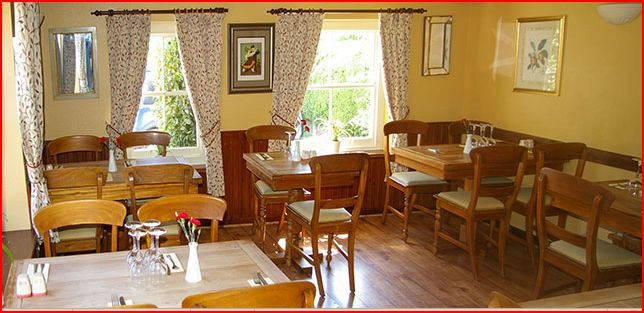 Country Inn serving home cooked food in Chichester