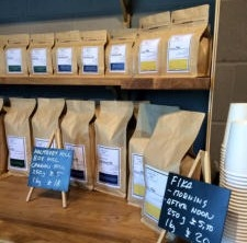 Surrey Hills coffee bags | Local Food Surrey