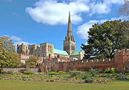 Chichester in West Sussex - Local Food Sussex