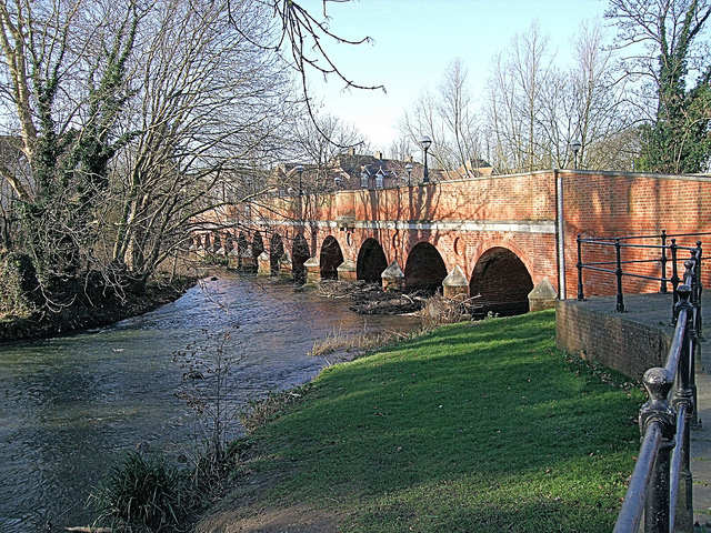 Leatherhead in Surrey