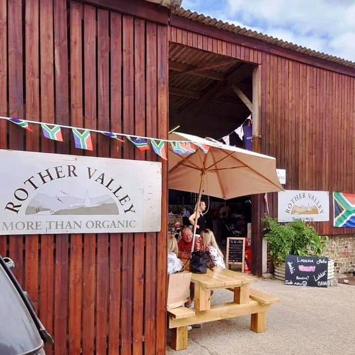 Rother Valley Farm in Sussex
