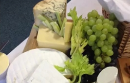 Cheese board from Sussex Chef | Local Food Britain