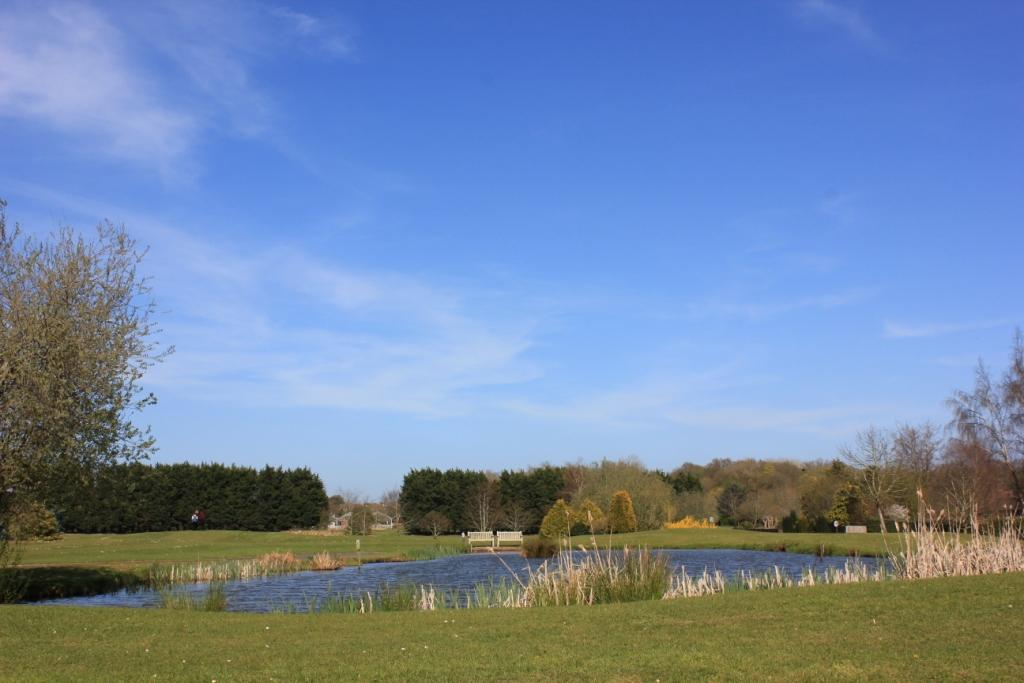 Secretts is a scenic place to visit for great food and drink in Surrey