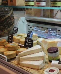 The deli at The Godalming Food Company