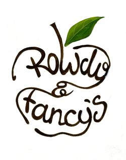 Rowdy and Fancy's Chocolate  in