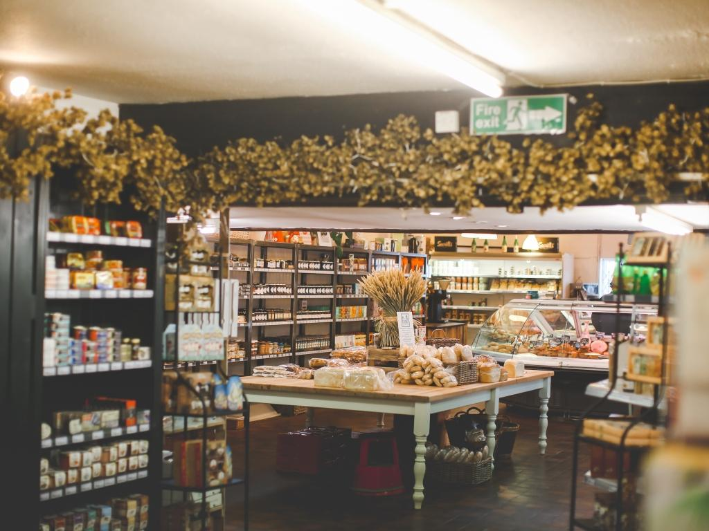 Secretts Farm Shop in Milford, Surrey is a haven for food and drink lovers