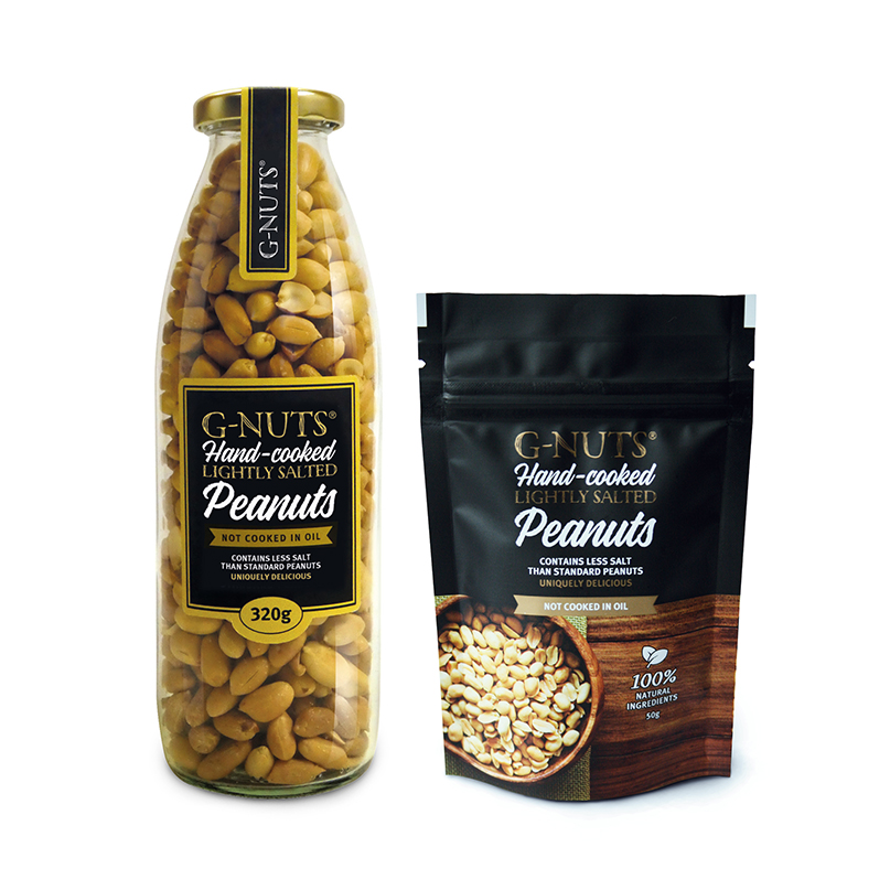 G-Nuts Peanuts in
