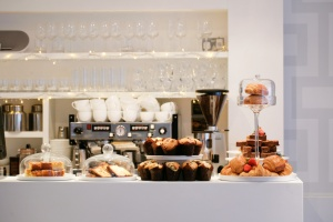 The Hungry Guest Cafe, Cakes and Coffee in Petworth, Sussex
