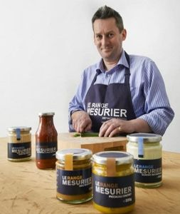 Le Mesurier Condiments Surrey