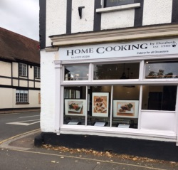 new catering showroom in Bookham