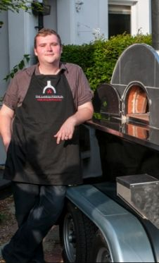 Tim The Mobile Pizzeria Reigate