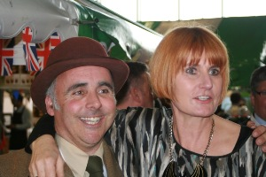 Rob Bookham meets Mary Portas in Sussex