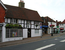 Hailsham in the heart of the Weald - Local Food Sussex