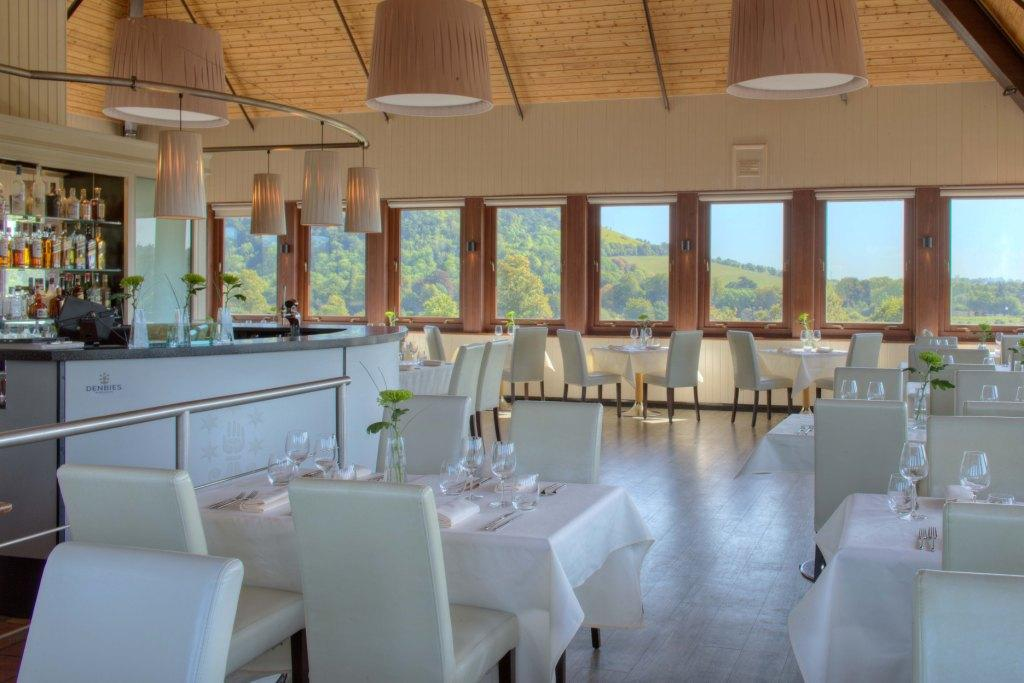 The Gallery Restaurant at Denbies in Dorking, Surrey