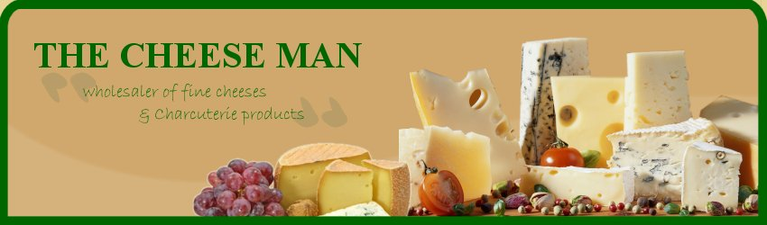 The Cheese Man in