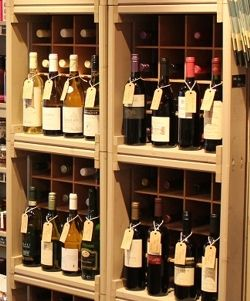 Wines at The Godalming Food Company Surrey