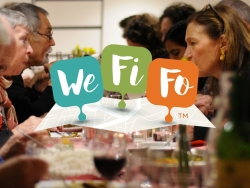 Social eating and supper clubs with WeFiFo