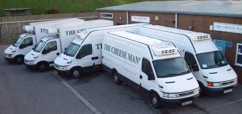 The Cheese Man wholesale delivery
