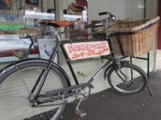 Butchers bicycle Prince & Sons Surrey