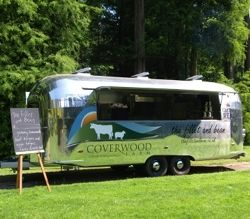 The Fillet and Bean mobile kitchen