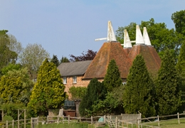 Oast house in Kent | Local Food Kent