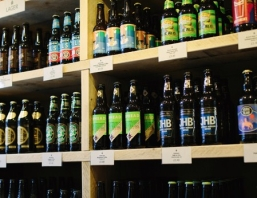 Hop Stop Bottled Beers | Local Food Surrey