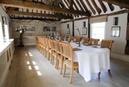 Private Dining at the Leconfield, Petworth, Local Food Sussex