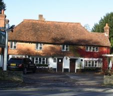 The Dog and Pheasant near Godalming