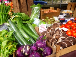 Organic Veg | Local Food Britain