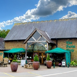 Garsons Farm Shop in Esher, Surrey