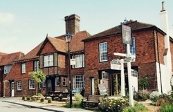 The outside of The Bell in Ticehurst | Local Food Sussex